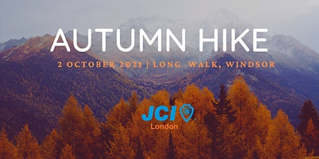 JCI Goes Social: Autumn Hike tickets
