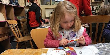 Kids Mosaic Workshop tickets