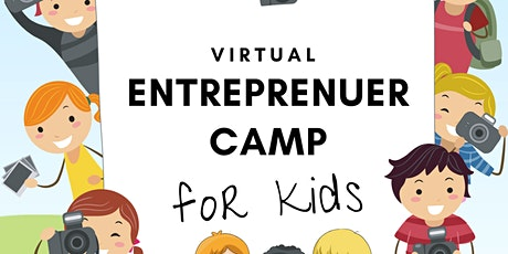 Copy of Yes We Did LLC Virtual Entrepreneur Camp For Kids tickets