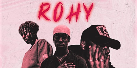 ROHY Takeover tickets