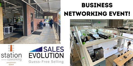 Sales Evolution Business Networking Event tickets
