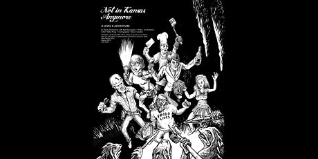 Dungeon Crawl Classics - We're Not In Kansas Anymore! tickets