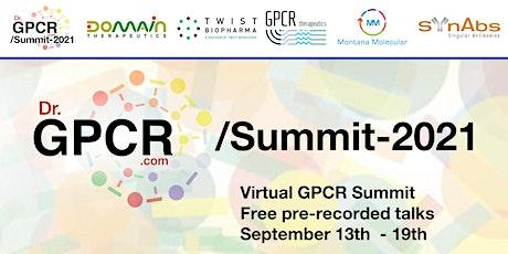 Dr. GPCR Summit 2021 Pre-Recorded Talks tickets