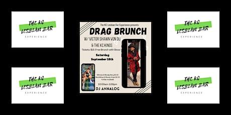 TKCLBE Drag Brunch Fundraiser tickets