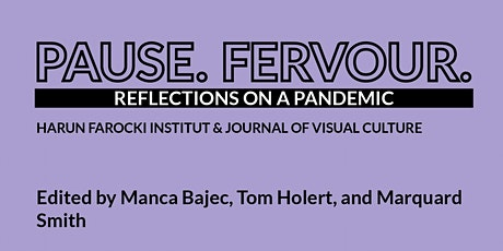 Book Launch: Pause. Fervour: Reflections on a Pandemic. tickets