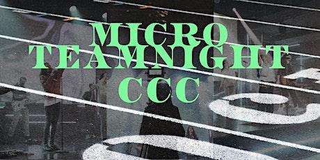 HILLSONG KONSTANZ -  MICRO TEAMNIGHT - CCC Tickets