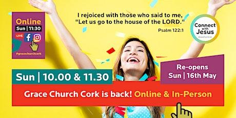 Sunday Service 10:00am tickets