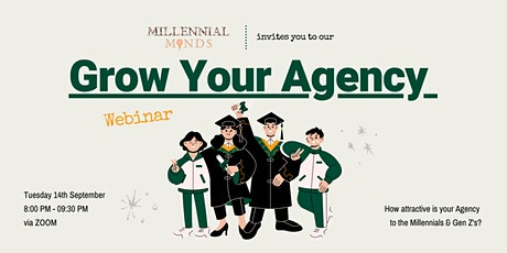 7 Mind-Blowing Strategies to Accelerate Your Agency Growth by Vivek Iyyani tickets