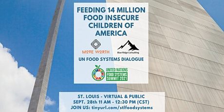 Feeding 14 Million Food Insecure Children of America tickets