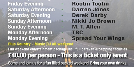 Country roads music festival tickets
