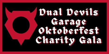 DUAL DEVILS GARAGE OKTOBERFEST CHARITY GALA tickets