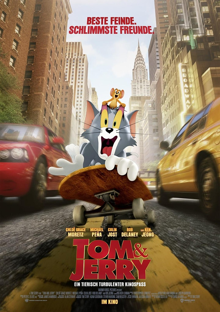 FAMILIENKINO: Tom & Jerry: Bild