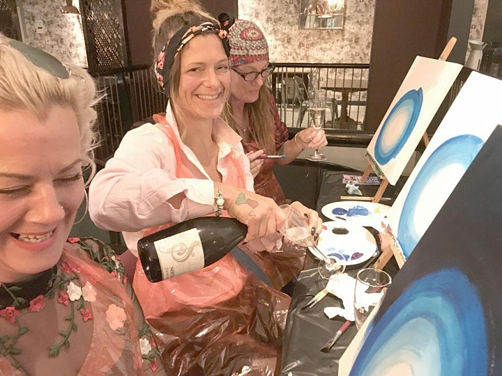 Into the Woods Brush Party - Gloucester image