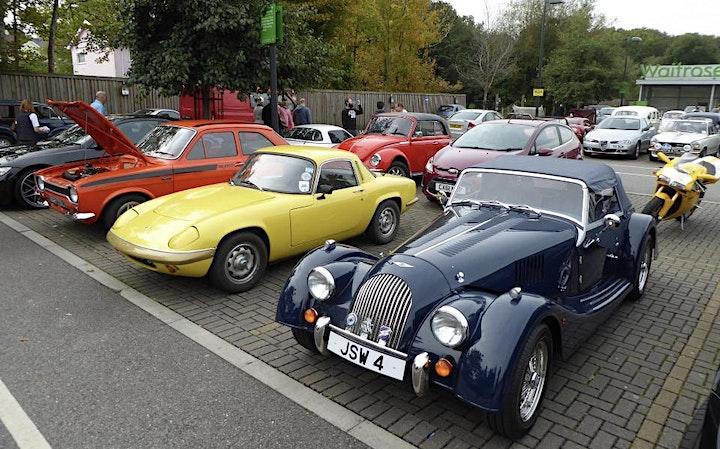 Cowbridge Cars & Coffee 2021 image