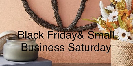 Black Friday & Small Business Saturday tickets