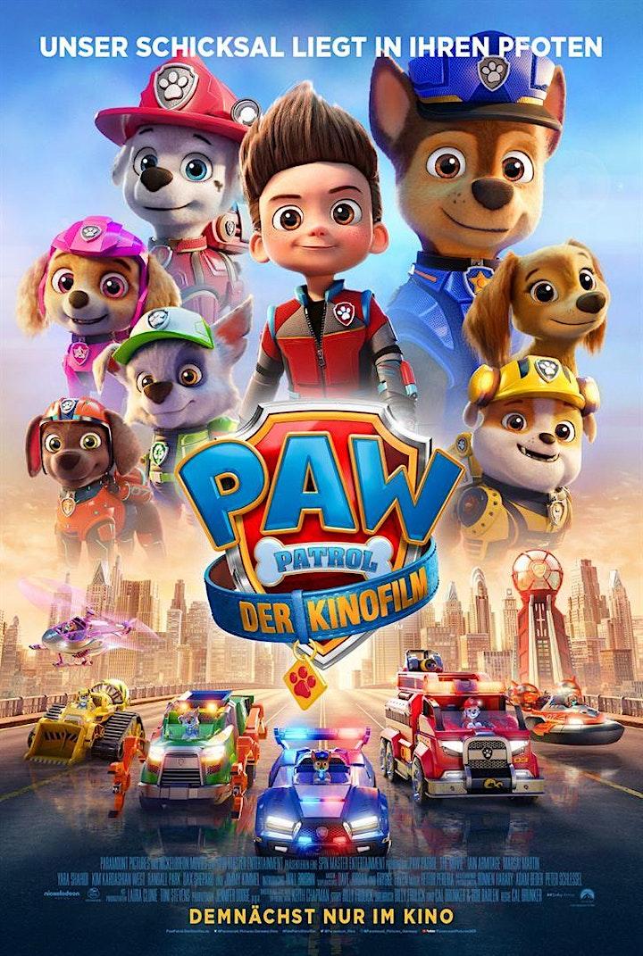 FAMILIENKINO: Paw Patrol: Der Kinofilm: Bild
