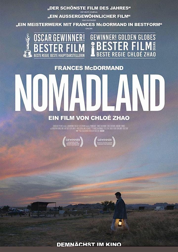 Der FILM am Dienstag: Nomadland: Bild