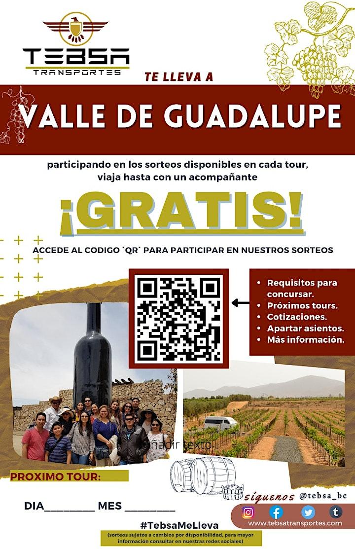 Es un recorrido especial, unico y con encantadores paisajes que te permitiran mas sobre la historia vinicola mexicana .