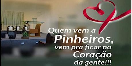 Culto de Adoração IASD PINHEIROS ingressos