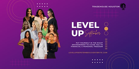 Level Up September 2021 tickets