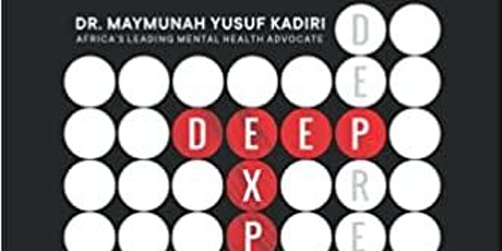 Deep Expressions: Book Reading with Author Dr. Maymunah Kadiri tickets