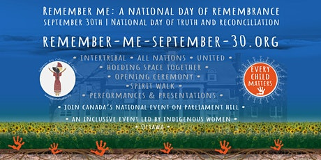 Remember Me: A National Day of Remembrance tickets