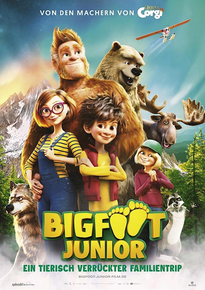 FAMILIENKINO: Bigfoot Junior – Ein tierisch verrückter Familientrip: Bild