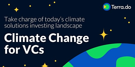 Climate Change for VCs Open House Tickets