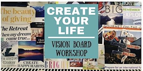 Vision Board Workshop 2022 tickets