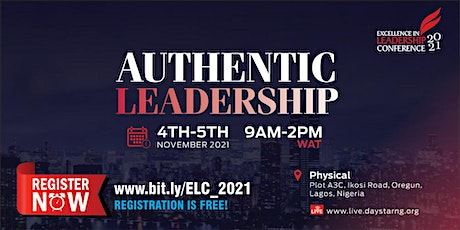 Excellence in Leadership Conference 2021 tickets