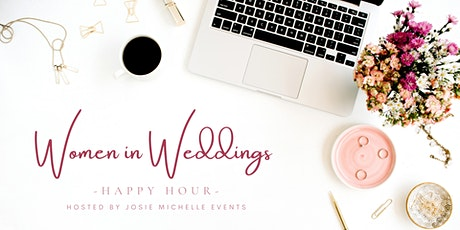 Women in Weddings Happy Hour tickets