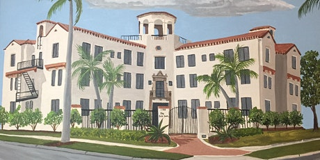 """Building Sarasota's Stories"" Paintings Exhibit - Oct. 2021 tickets"