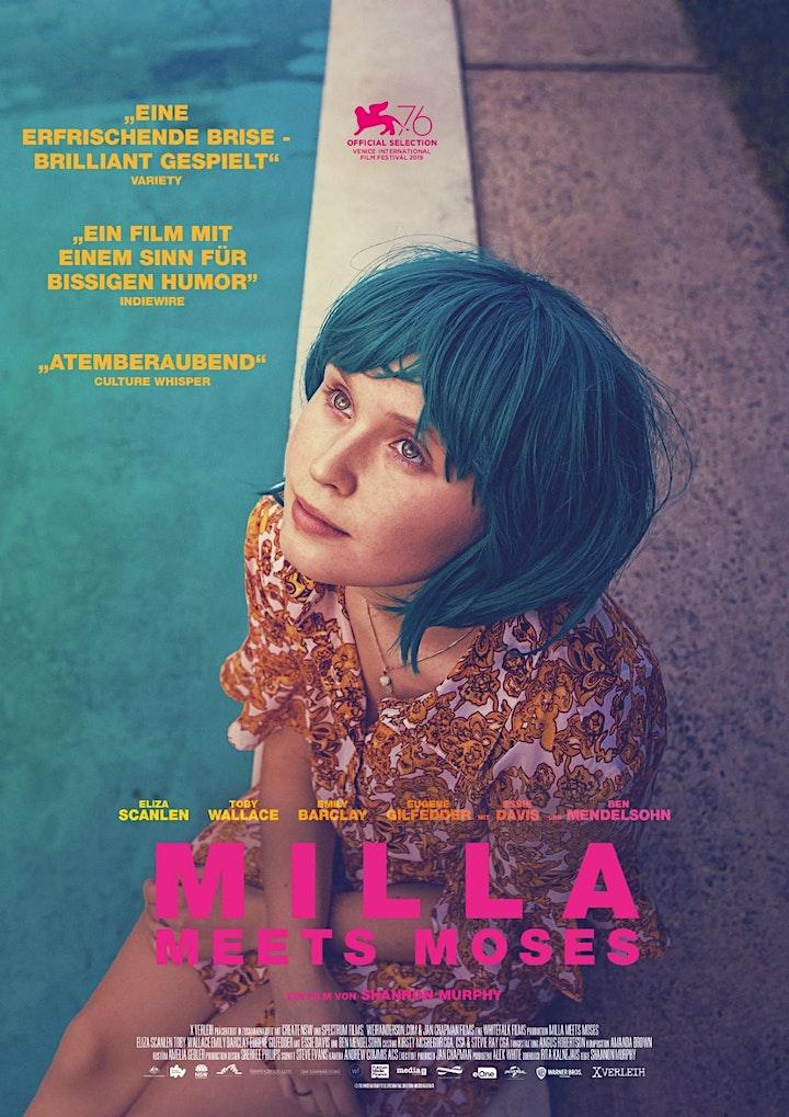 Der FILM am Dienstag: Milla meets Moses: Bild