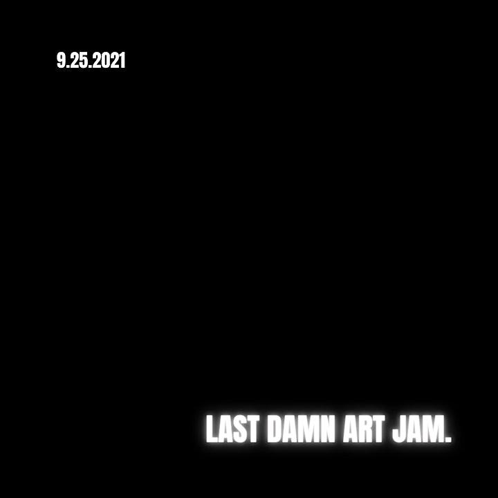 LAST DAMN ART JAM image