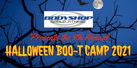 9th Annual BSGF Halloween BOO-T Camp tickets