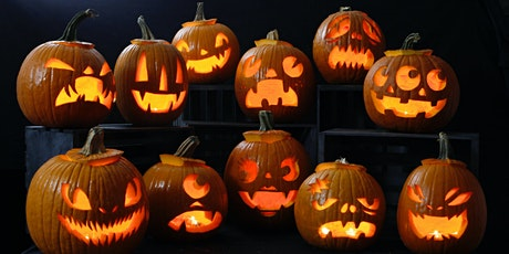 Pumpkin Carving & Mask Making Contest at The Reboli Center tickets