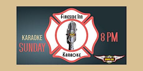 Sunday Night Karaoke tickets