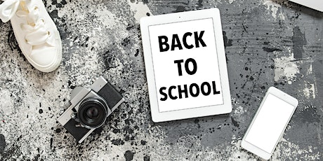 Back to School Event & Specials for Students tickets