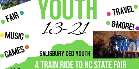 Train Ride to NC State Fair tickets