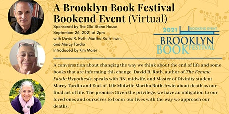 Leaning Into Death: A Brooklyn Book Festival Bookend Event tickets