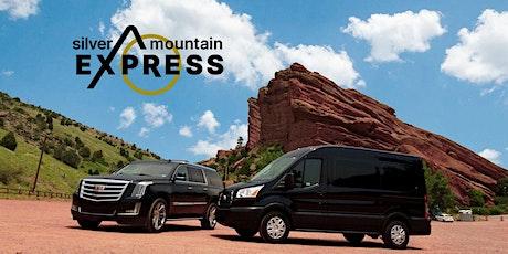 Red Rocks Amphitheatre Luxury Transfers tickets