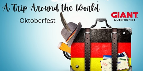 VIRTUAL October: Oktoberfest tickets