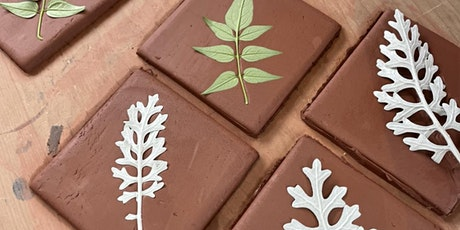 Creating with Clay at the Castle workshops - Tiles / Coasters (Fri morning) tickets