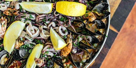Culinary Voyage Through Spain - Cooking Class by Cozymeal™ tickets