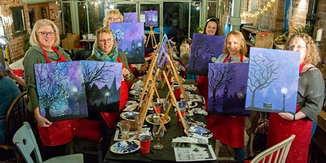Winter Lights Brush Party - Gloucester tickets