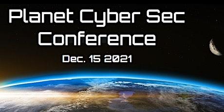 Planet Cyber Sec Sponsorship tickets