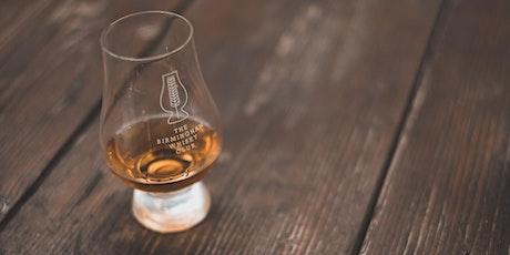 The Birmingham Whisky Club - Members Night - New Distilleries tickets