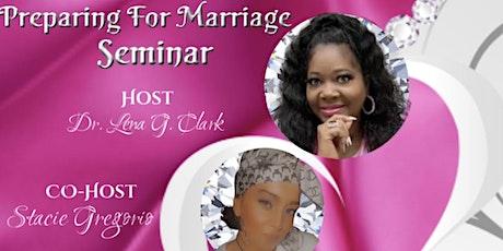 Preparing For Marriage Seminar tickets