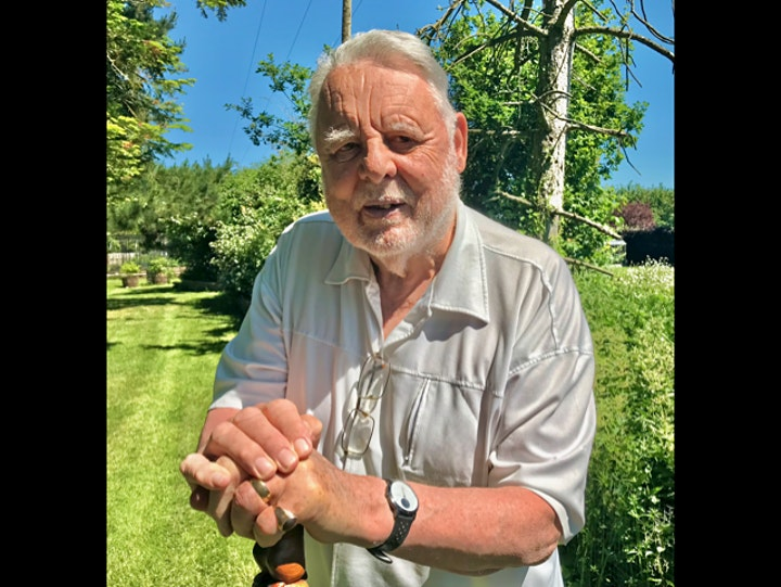 'Words and Music' with Terry Waite CBE (author) and Vicky Yannoula (piano) image