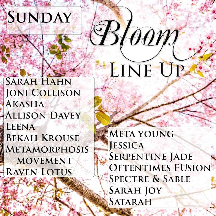 Satarah Presents: Bloom Ascension image
